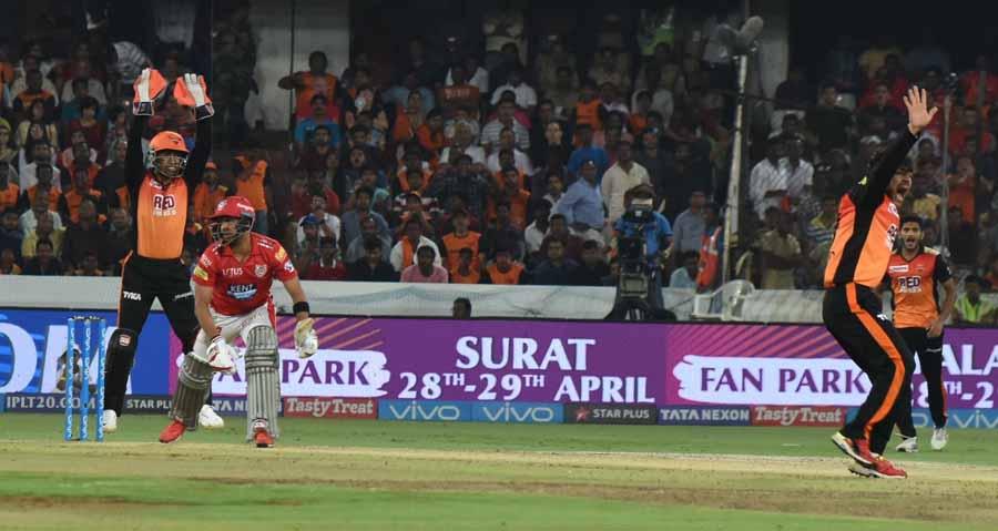 Manoj Tiwary Of Kings XI Punjab During An IPL 2018 Images