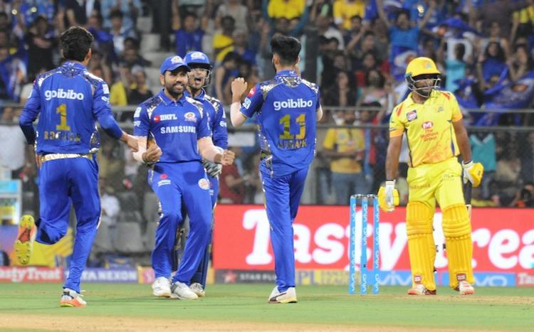 Mumbai Indians Playing XI