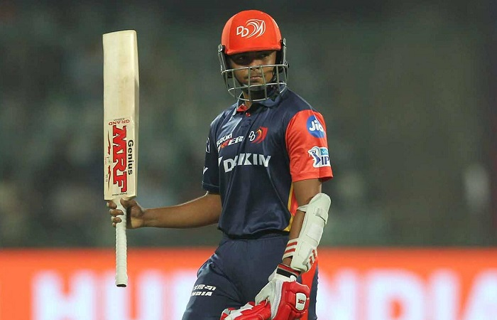 Prithvi Shaw Youngest players to score a fifty in IPL