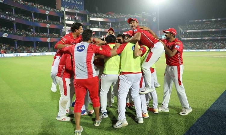 Kings XI Punjab beat Delhi Daredevils by 4 runs in nail-biting contest