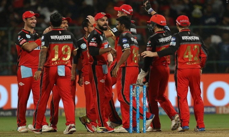 Royal Challengers Bangalore 81st defeat in IPL