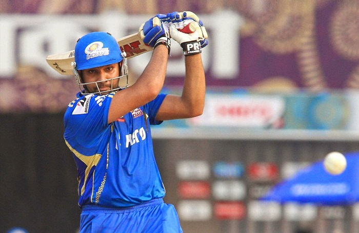 Rohit Sharma will score a double ton in T20s says Sourav Ganguly