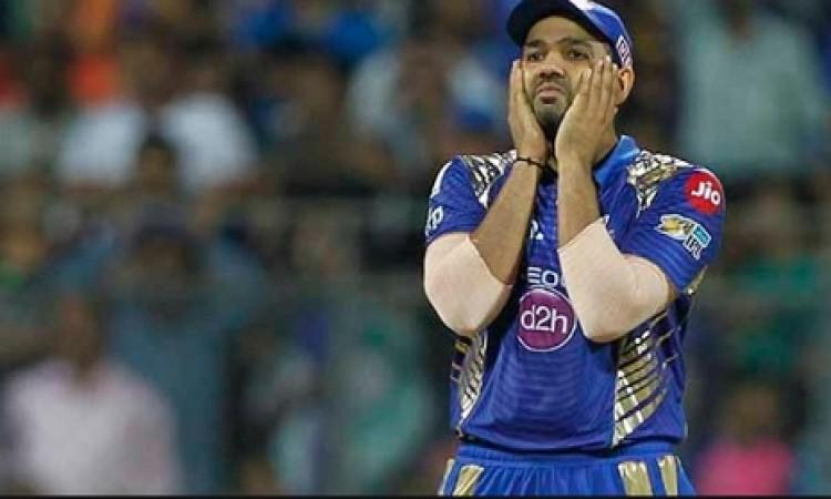 OMG आईपीएल 2018 में इस दिग्गज की बल्लेबाजी देख डर गए रोहित शर्मा