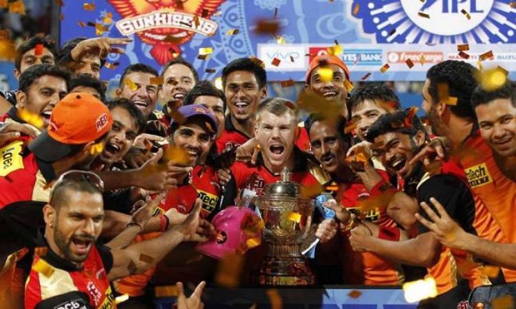 sunrisers Hyderabad team profile