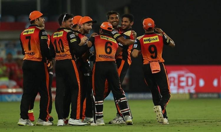 sunrisers hyderabad probable playing 11 vs Rajasthan Royals