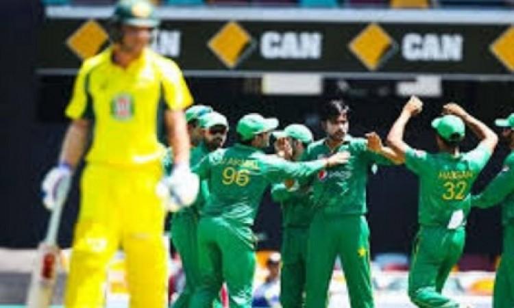 पाकिस्तान, जिम्बाब्वे, ऑस्ट्रेलिया