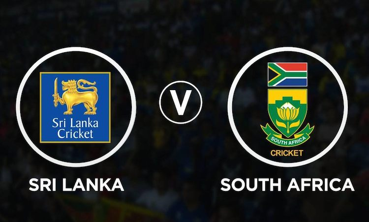 South Africa tour of Sri Lanka 2018