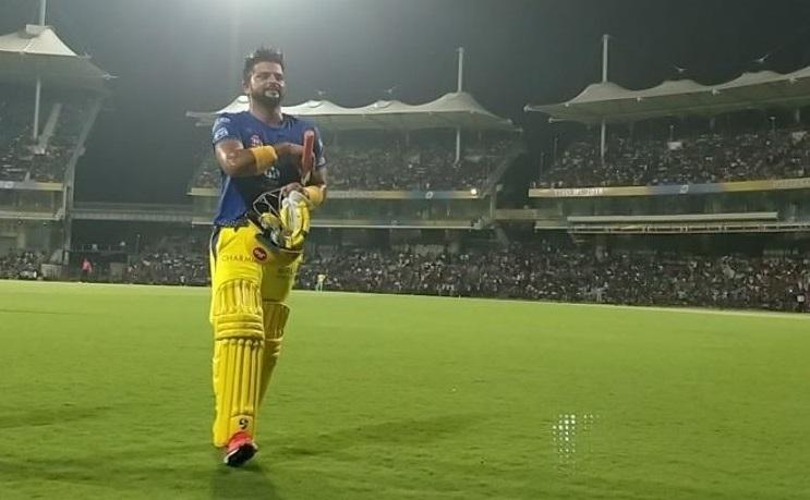 Suresh Raina smashes 7 sixes, blasts 57 off 24 before IPL 11