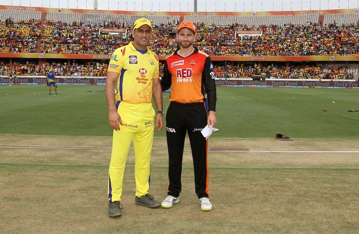 Sunrisers Hyderabad have won the toss and have opted to field