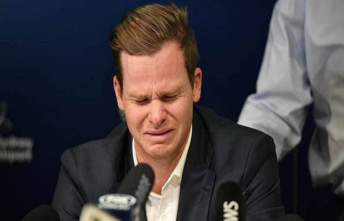 Banned Steve Smith