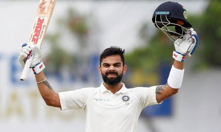 County stint will help me improve as a batsman, says Virat Kohli