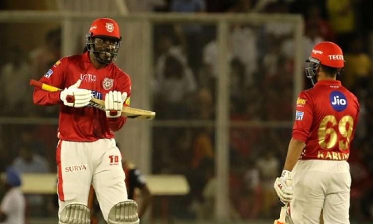 Images for आईपीएल-11: पंजाब ने हैदराबाद को 15 रन से हराया