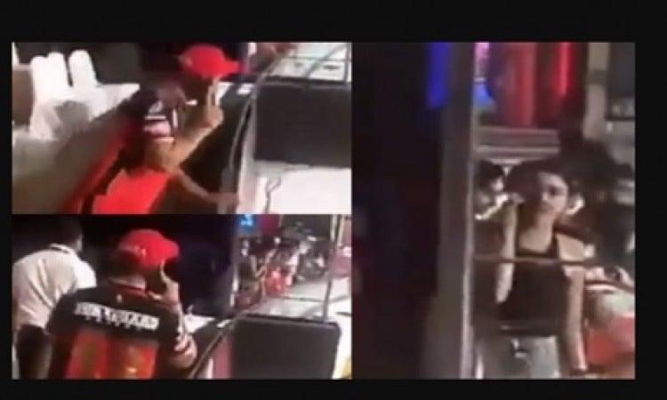 जीत के बाद अपनी वाइफ अनुष्का शर्मा से बात करने के लिए बेताब हो उठे कोहली VIDEO