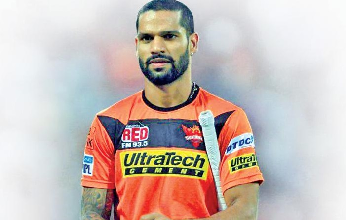 First time in 5 seasons SRH are playing a match without Warner and Dhawan