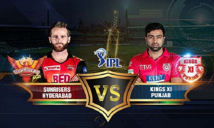 Images for SRH vs KXIP