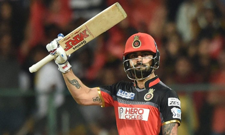 Virat Kohli 4559 is now leading run-getter in IPL history