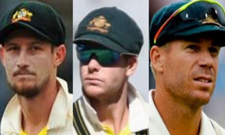 स्मिथ, वार्नर और बेनक्राफट के लिए बड़ी खबर, ऐसा हुआ तो क्रिकेट में जल्द होगी वापसी