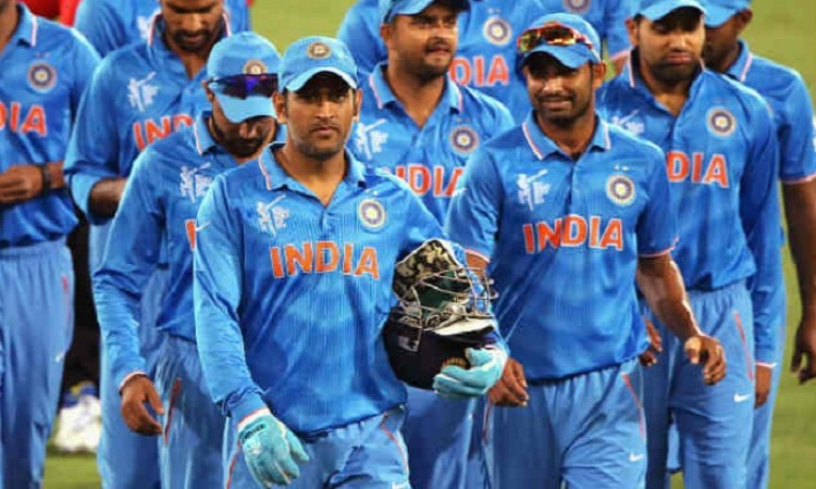 Images for India's World Cup opener against South Africa on June 4, 2019