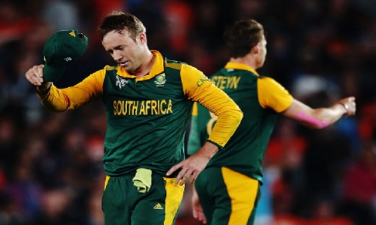 'Tired' de Villiers retires from international cricket