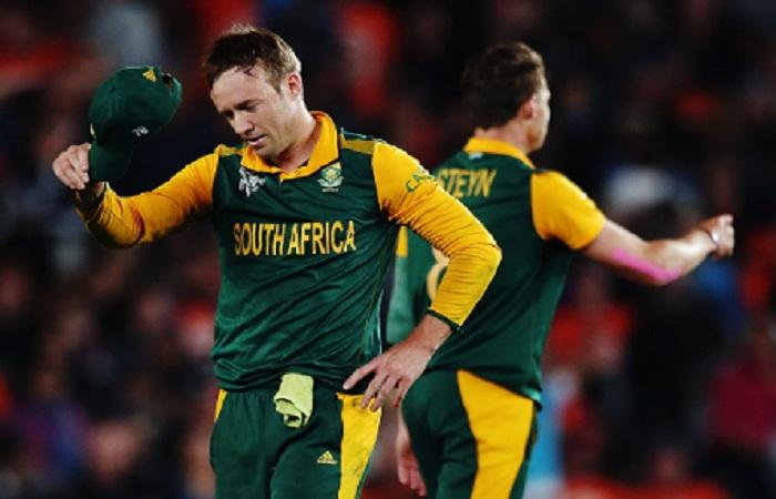 'Tired' de Villiers retires from international cricket