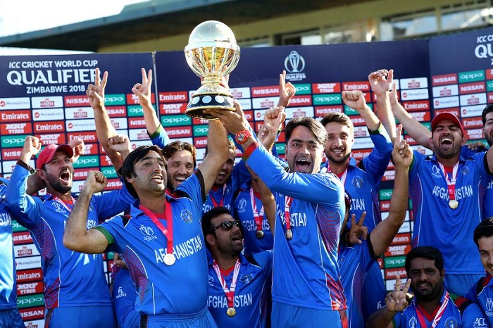 Teams touring India will play practice games against Afghanistan says BCCI