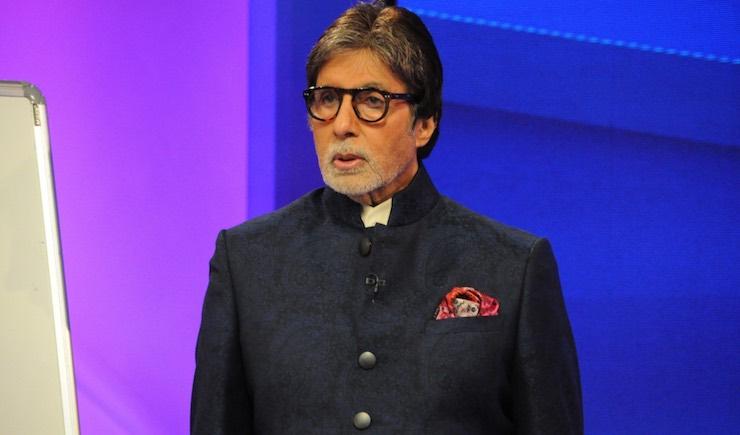 Amitabh Bachchan Images in Hindi