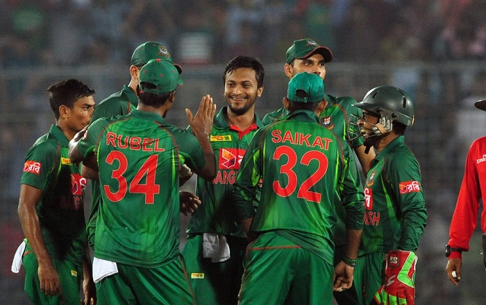 Bangladesh name squad for Afghanistan T20Is