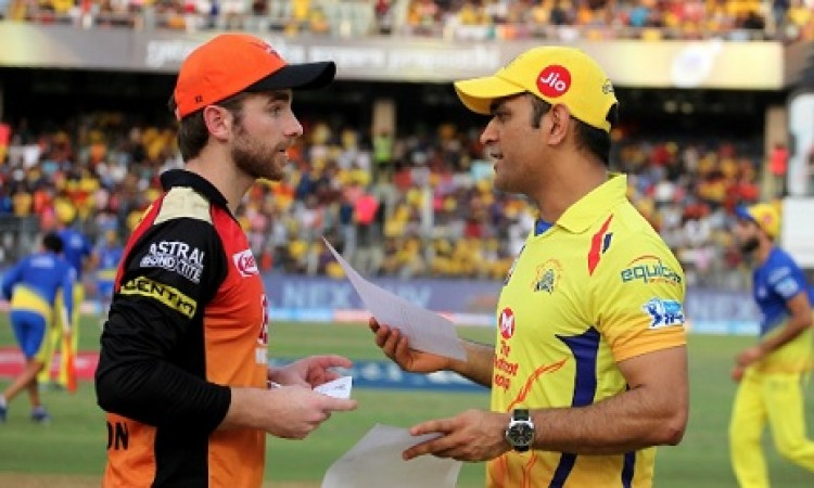 IPL Final: SRH के खिलाफ फाइनल में धोनी ने किए प्लेइंग XI में चौंकाले वाले बदलाव BREAKING Images