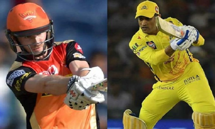 IPL 2018: CSK eyeing to seal play-off berth vs SRH