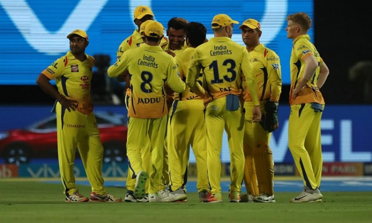 Chennai Super Kings are favourites to win IPL 2018 crown: Survey