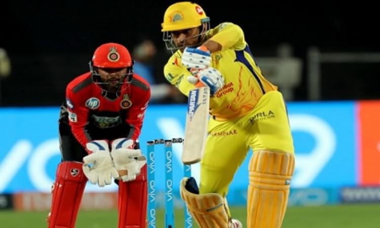 धोनी के सूरमाओं ने पस्त कर दिया कोहली एंड कंपनी को, 6 विकेट से चेन्नई सुपरकिंग्स को मिली जीत Images