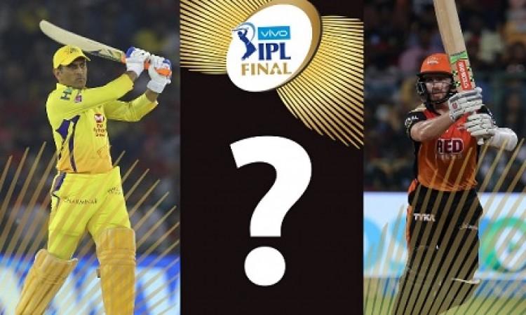 हो गई भविष्यवाणी, ज्योतिष शास्त्र के अनुसार यह टीम जीतेगी आईपीएल 2018 का फाइनल Images