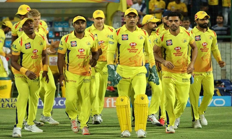 Chennai Super Kings Probable XI vs Kings XI Punjab
