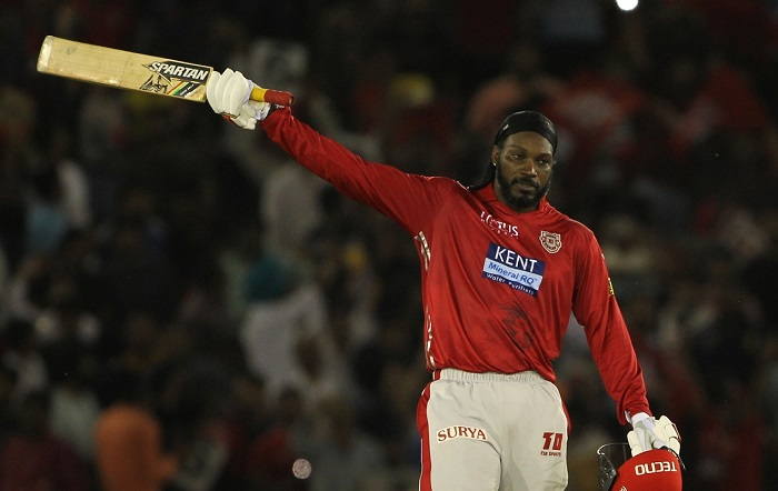 Chris Gayle Need 64 runs to complete 4000 IPL runs