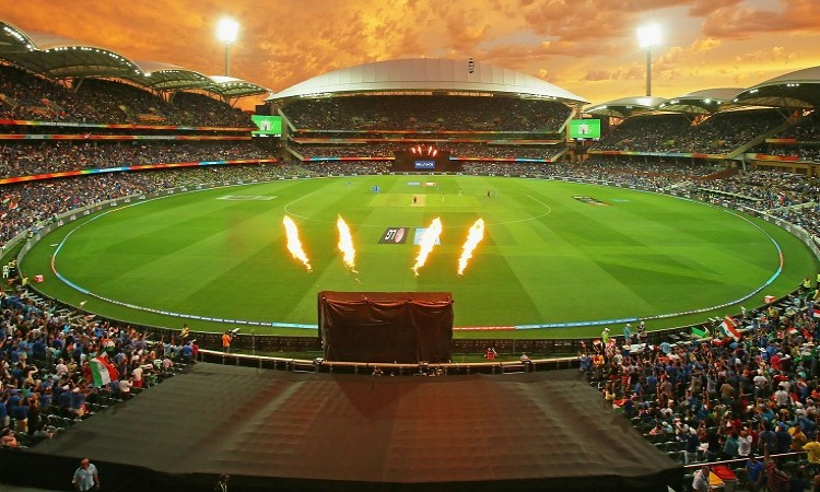 ICC World XI vs West Indies T20I match