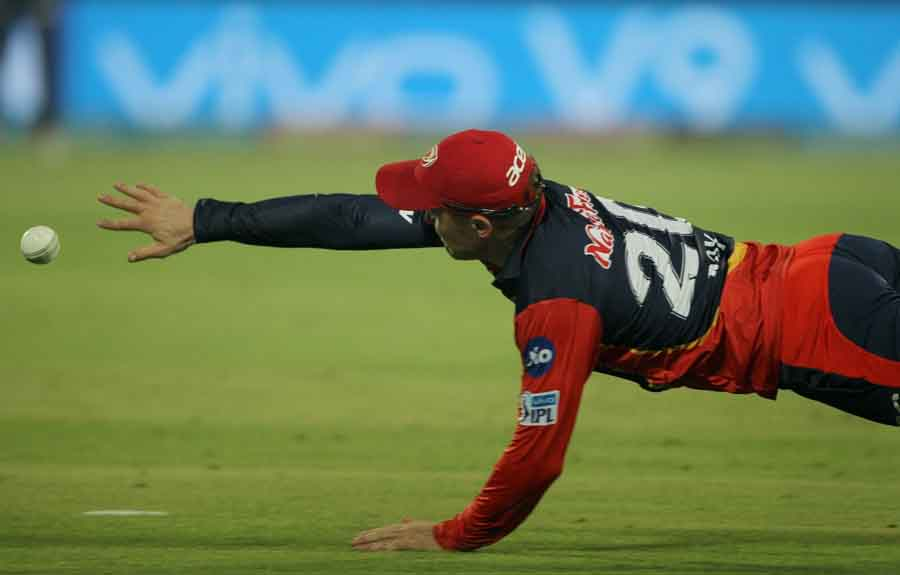 Delhi Daredevils Jason Roy In Action During An IPL 2018 Match Images