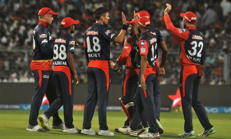 Delhi Daredevils Squad