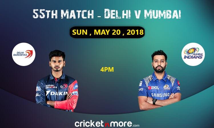 Delhi vs Mumbai