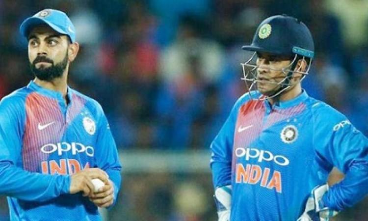 2 साल के बाद धोनी का यह फेवरेट खिलाड़ी हुआ इंग्लैंड के खिलाफ  भारतीय वनडे टीम में शामिल Images