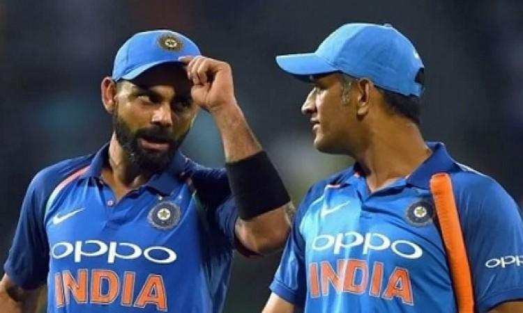 कोहली की कप्तानी पर धोनी का आया ऐसा खास बयान, फैन्स के लिए जानना बेहद जरूरी Images