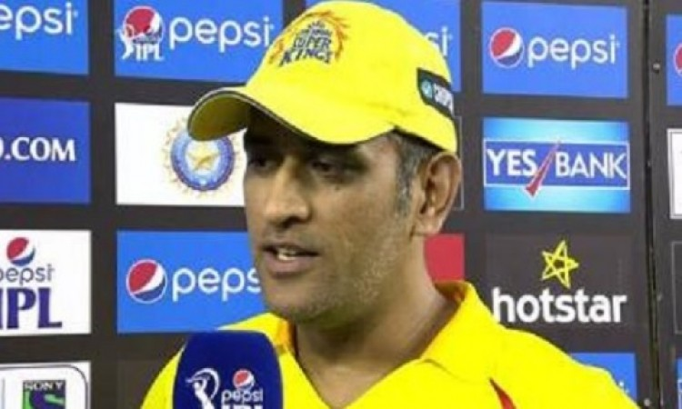 हैदराबाद को रोमांचक मैच में हराने के बाद धोनी ने खोला राज, बता दिया क्यों CSK की टीम जीतेगी IPL का फ