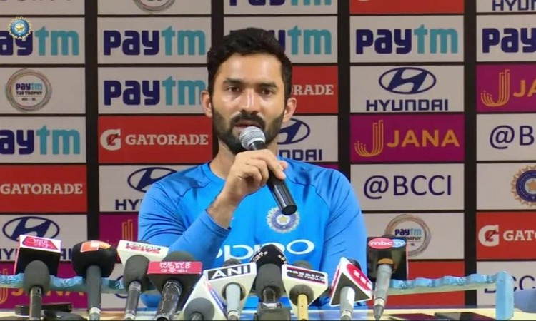 Rana's run out cost us the game, says Karthik Images