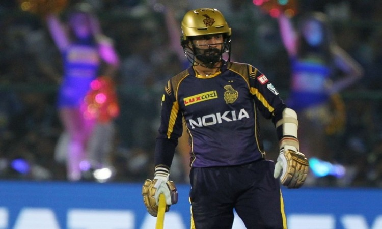 KKR still have great chance to make IPL play-offs, says Dinesh Karthik