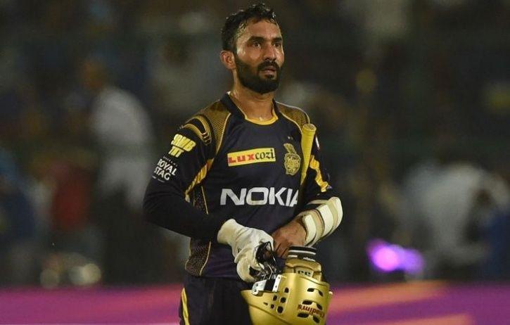 KKR skipper Dinesh Karthik joins a new team