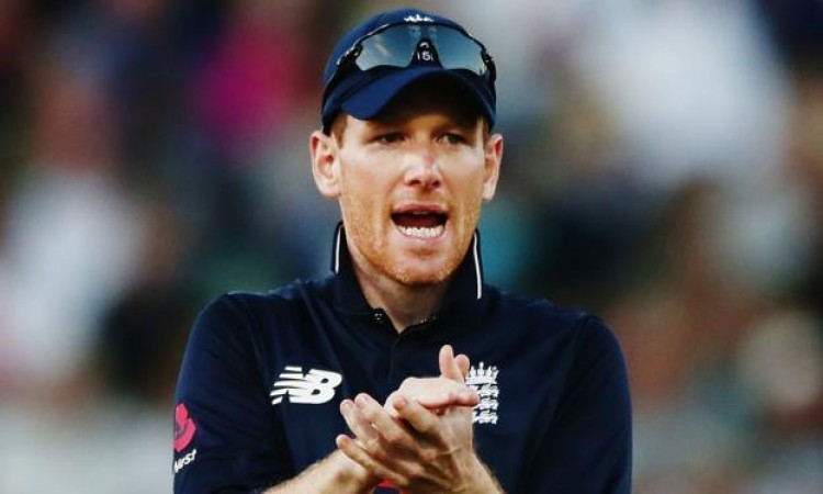 Injured Eoin Morgan included in England ODI squads