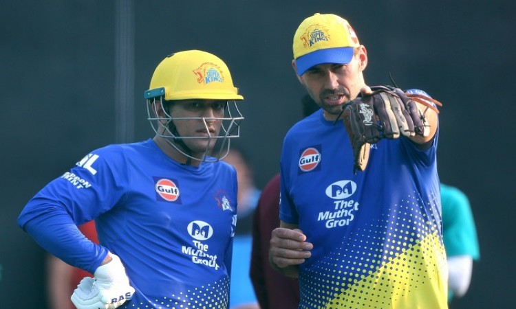 Moving out of Chennai was difficult says CSK coach Stephen Fleming