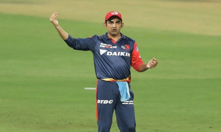 Leaving Delhi Daredevils captaincy was a Gambhir courageous decision says Ricky Ponting