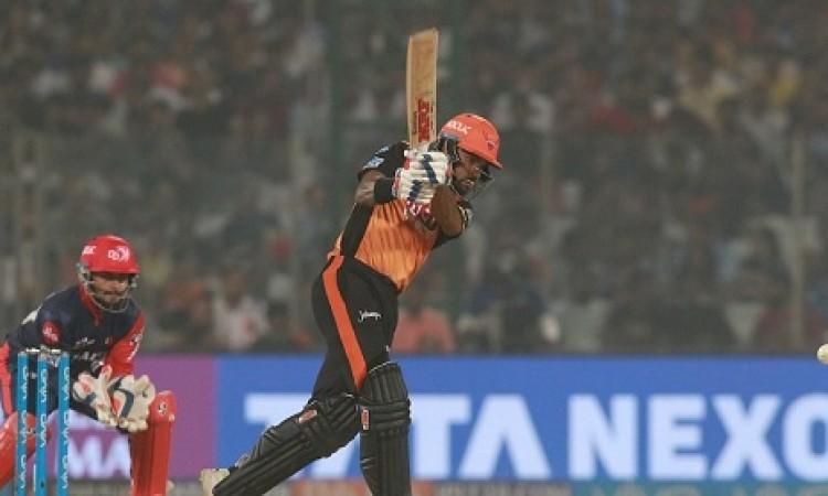 गब्बर और केन विलियमसन की पारी के आगे पंत की पारी बेअसर, जीत के साथ हैदराबाद की टीम पहुंची प्लेऑफ Ima