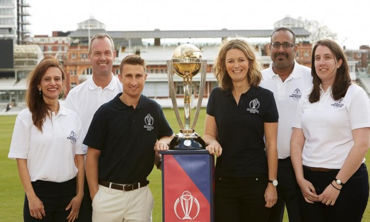Record number of volunteers needed for ICC Cricket World Cup 2019 Images