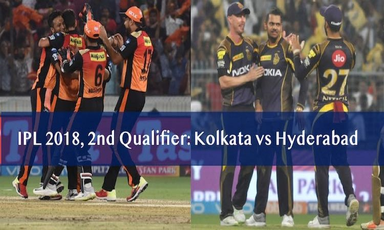 Kolkata vs Hyderabad